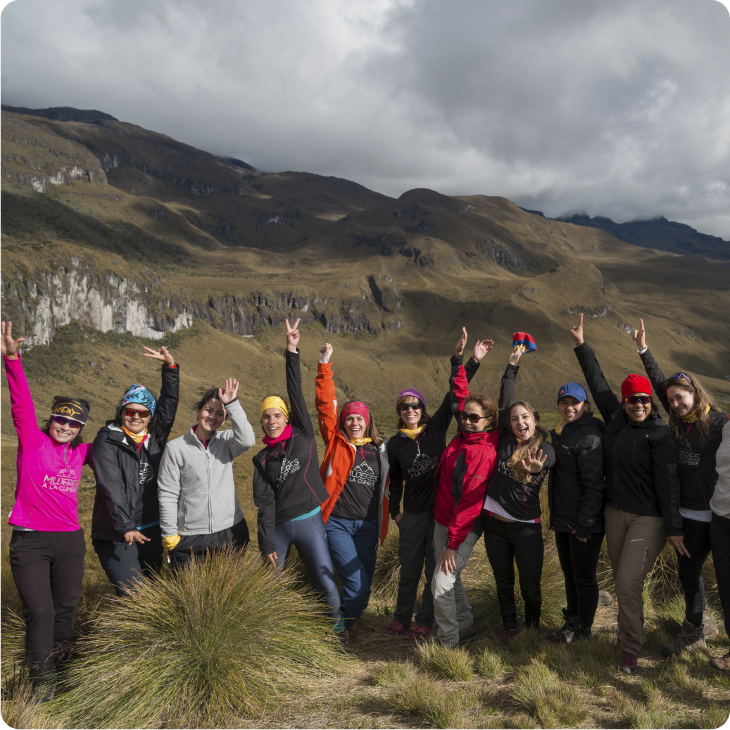 blog mujeres a la cumbre 1 kumanday adventures